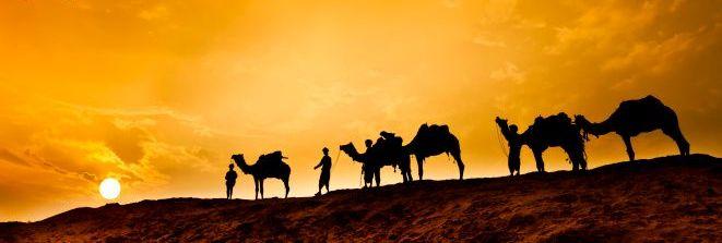 FltGraph Awesome Itinerary 19. 끝간데 없이 펼쳐진 사막, 두바이 여행