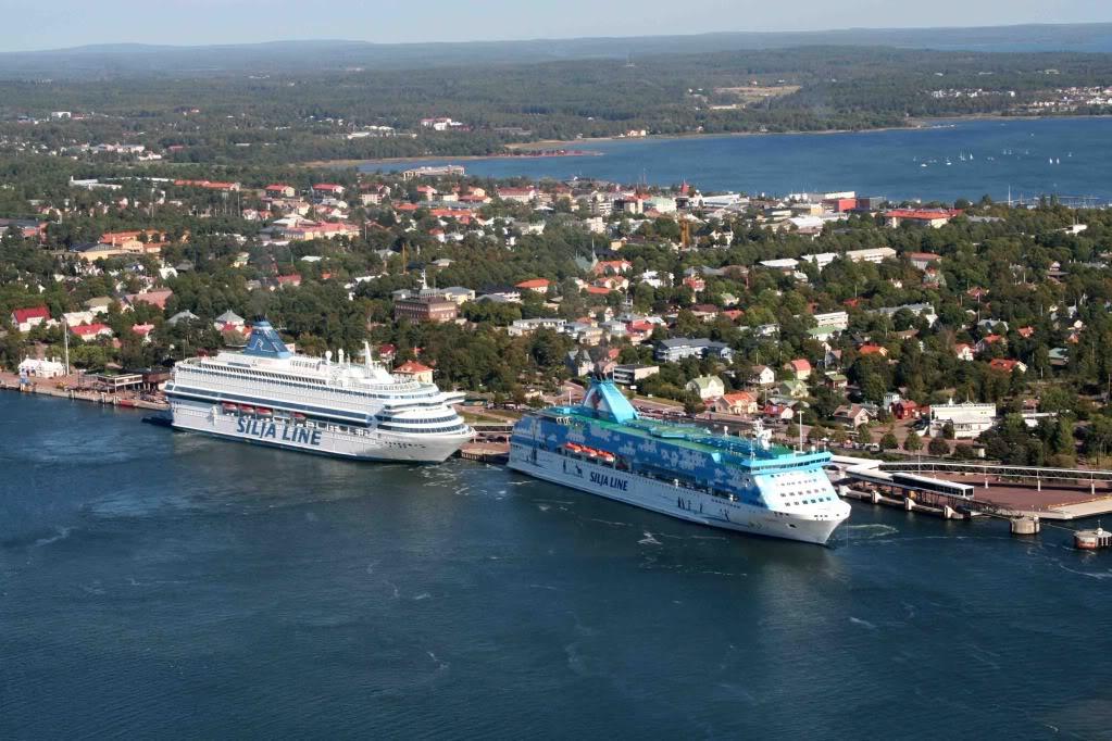 FltGraph Awesome Itinerary 36. 북유럽과 발트 3국, 바다의 나라를 여행하다
