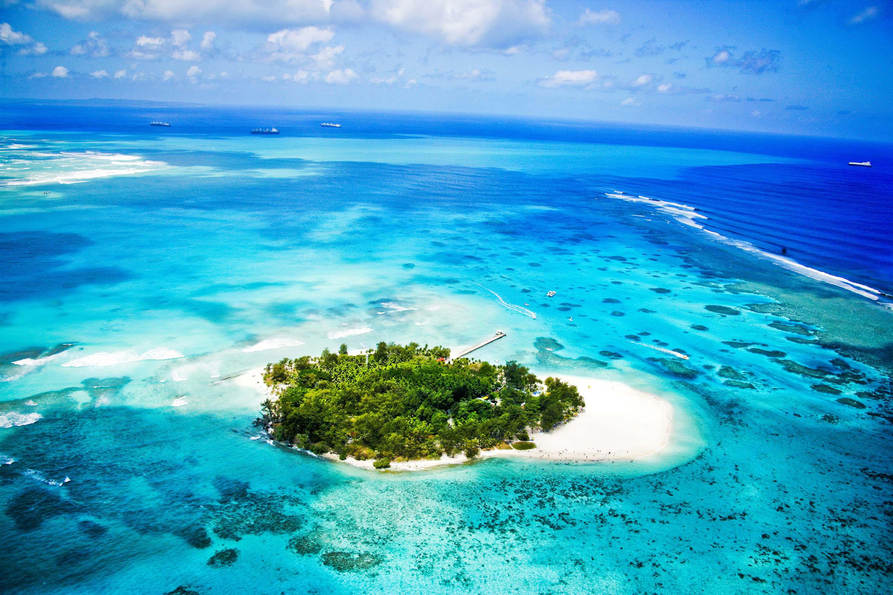 FltGraph Awesome Itinerary 44. 관광과 휴양 두마리 토끼 모두 잡는 괌, 타이페이 여행