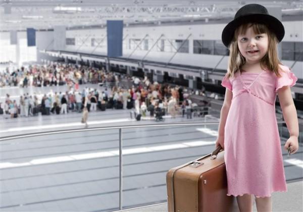 아이와 함께 비행하기, 유/소아 항공권