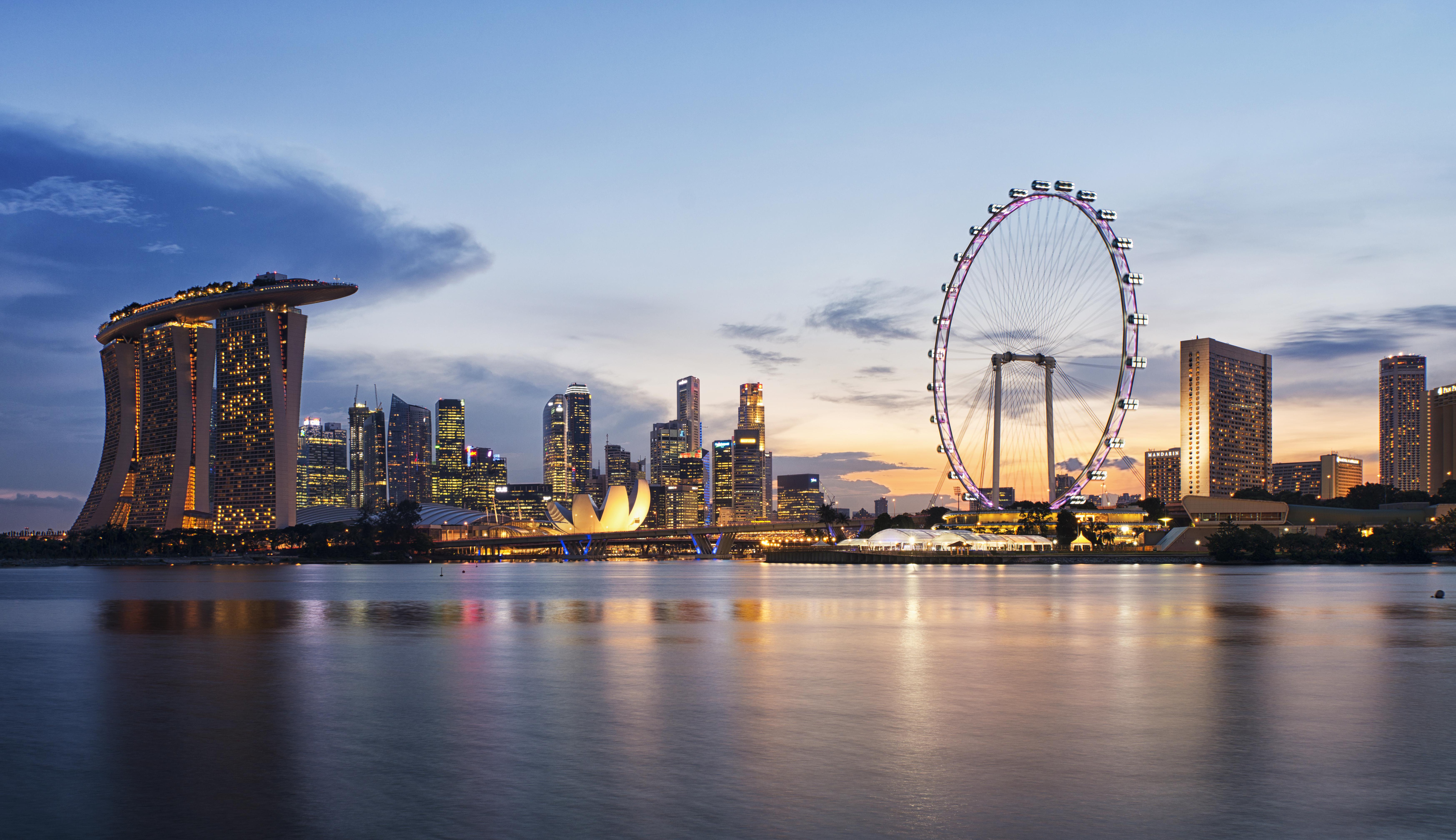 FltGraph Awesome Itinerary 46. 싱가포르, 문화와 문화의 만남