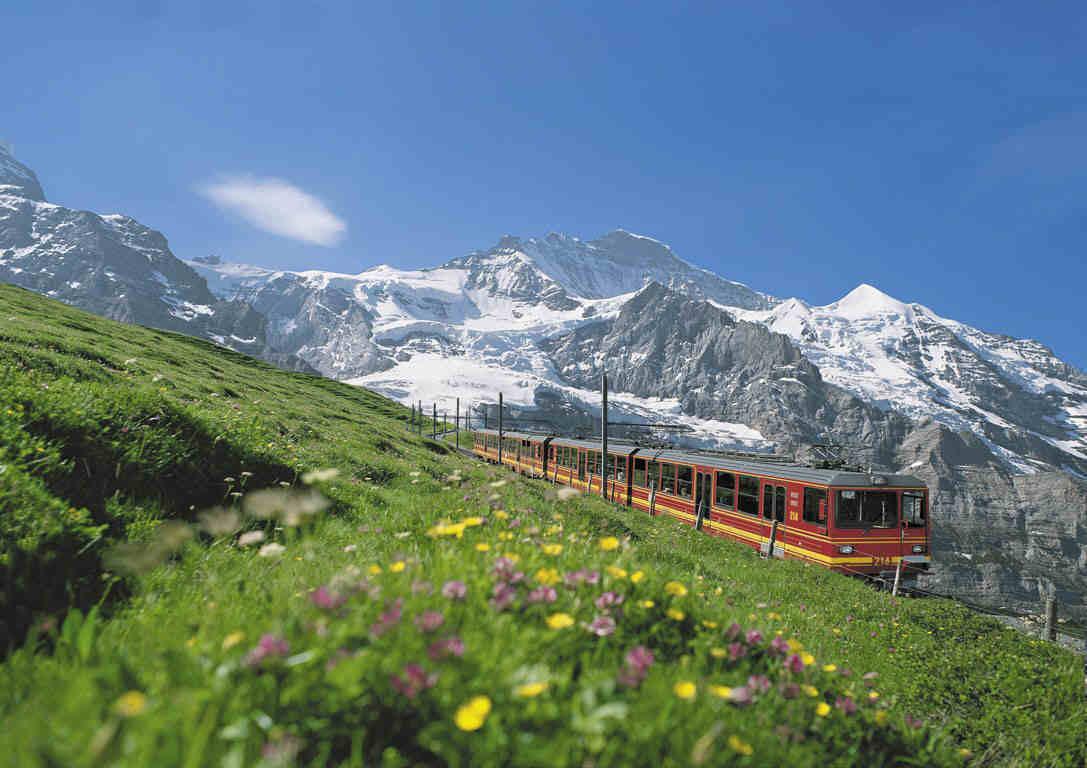 여름에도 선선하게, 스위스 – FltGraph 항공권 추천 52