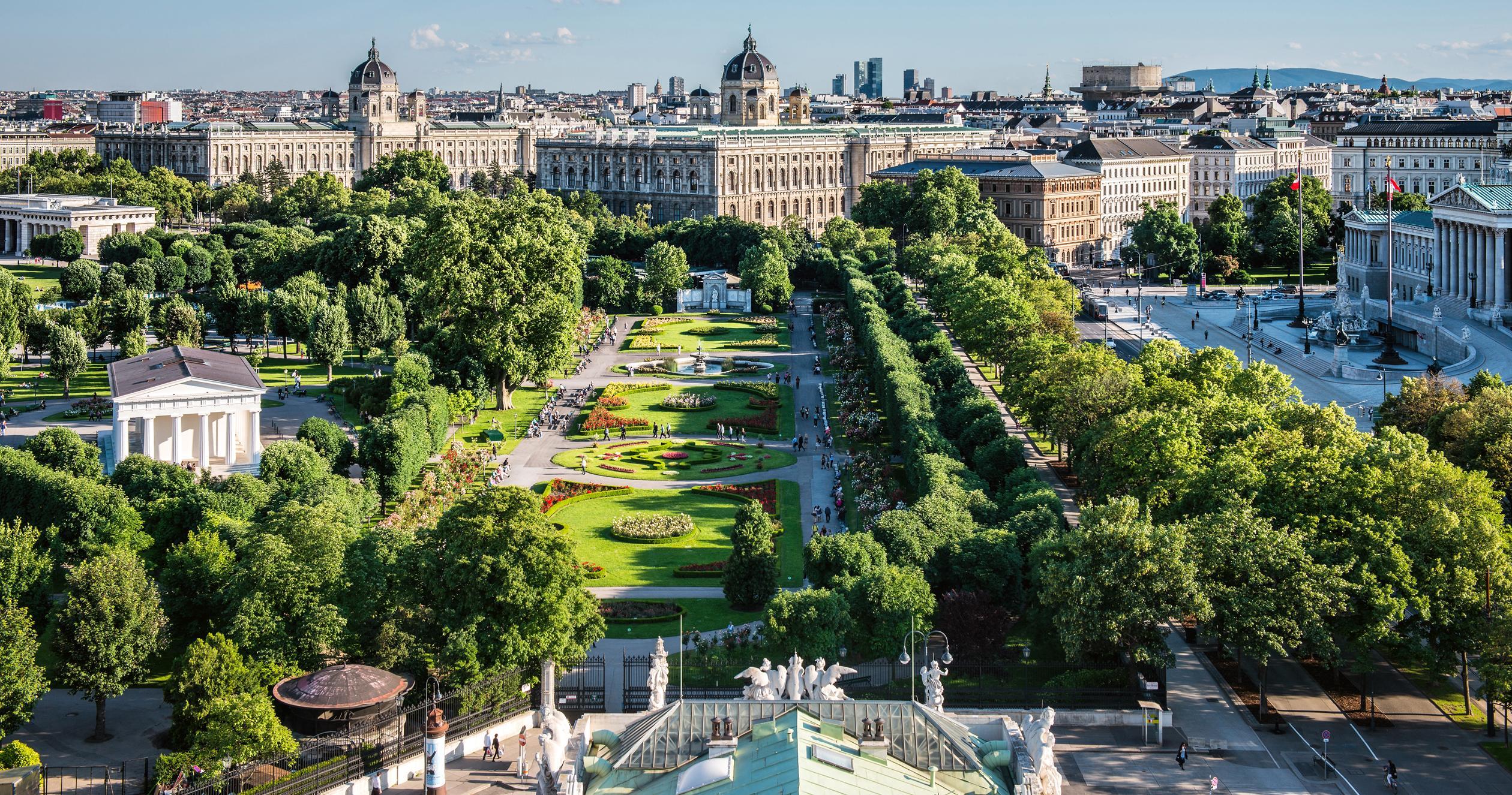음악의 선율이 흐르는 도시 비엔나-  FltGraph 항공권 추천 56
