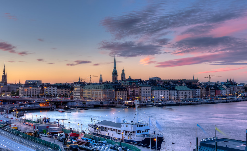 도시와 바다의 적절한 조합, 스톡홀름-FltGraph 항공권 추천 68
