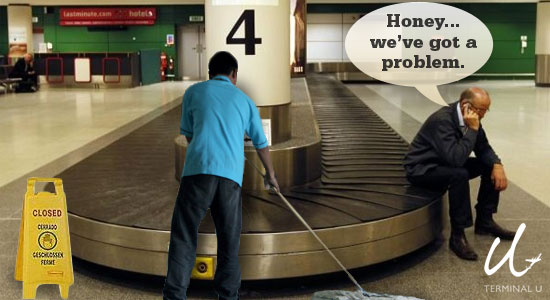 항공기 위탁 수화물을 잃어버렸을 때는 어떻게 해야 할까?