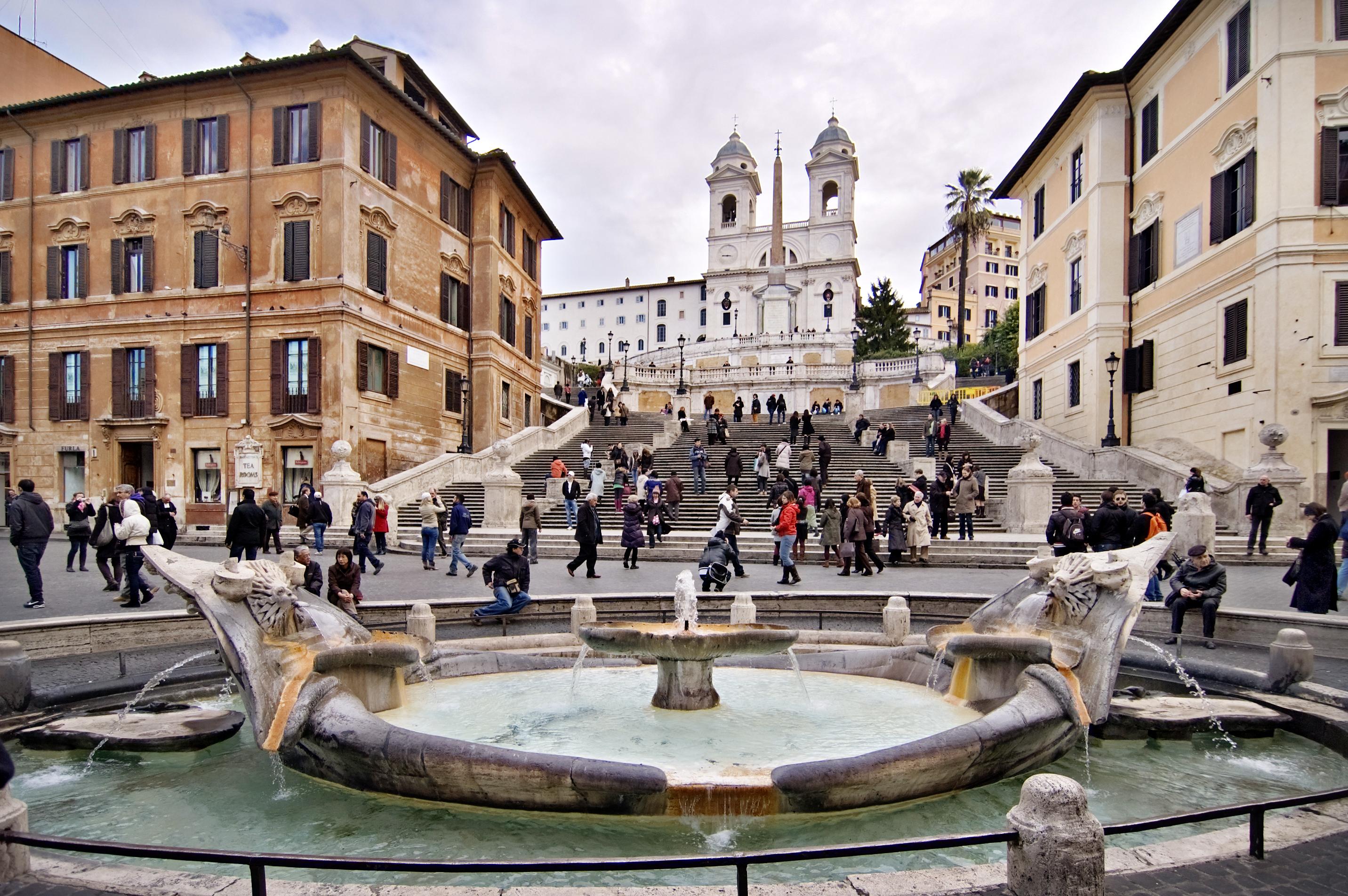 로마에서 로마의 휴일-FltGraph 항공권 추천 80