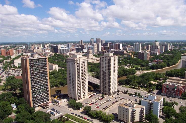 Winnipeg_skyline_from_55_Nassau